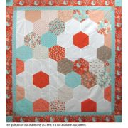 Marti Michell Multi Size Half Hexagon Ruler by Marti Michell Quilt Blocks - OzQuilts