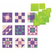 Basics Template Set 2 (H to N) by Matilda's Own - Quilt Blocks