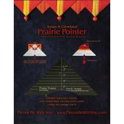Prairie Pointer Pressing Tool by Pieces be with you - Susan Cleveland Specialty Rulers - OzQuilts