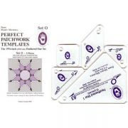 Marti Michell Template Set O , Feathered Star Set by Marti Michell Quilt Blocks - OzQuilts