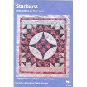 Starburst Pattern Australian Aboriginal fabric Designs by M & S Textiles - Quilt Patterns