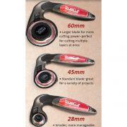 True Cut 28mm My Comfort Rotary Cutter by Truecut - Rotary Cutters