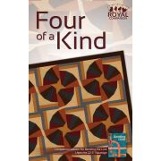 Four Of A Kind Pattern by Phillips Fiber Art - Quilt Patterns