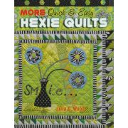 More Quick & Easy Hexie Quilts by American Quilters Society Quilt Books - OzQuilts