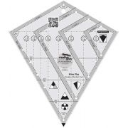 Creative Grids Kites Plus Ruler by Creative Grids Specialty Rulers - OzQuilts