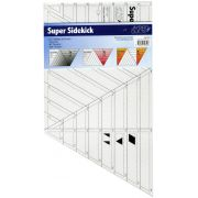 Super Sidekick Ruler by Jaybird Quilts - Triangle Rulers