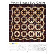 Judy Martin's Extraordinary Log Cabin Quilts by Judy Martin - Quilt Books