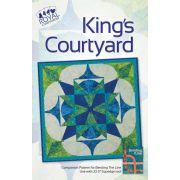 Kings Courtyard Pattern by Phillips Fiber Art - Quilt Patterns