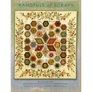Handfuls of Scraps Pieced Into Amazing Quilts by Laundry Basket Quilts - Laundry Basket Quilts/Edyta Sitar