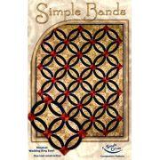 Simple Bands Pattern by Phillips Fiber Art - Quilt Patterns