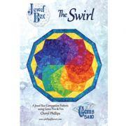 The Swirl Pattern by Phillips Fiber Art - Quilt Patterns