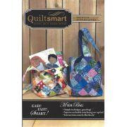 Quiltsmart Midi Bag Pattern & Printed Interfacing Bag Kit by Quiltsmart Quiltsmart Kits - OzQuilts