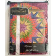 Quiltsmart Mariner's Star Pattern & Printed Fusible Interfacing Quilt Kit by Quiltsmart Quiltsmart Kits - OzQuilts