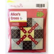 Matildas Own Alice's Cross Patchwork Template Set by Matilda's Own - Quilt Blocks