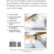 Sew Straight by Quilt in a Day by Quilt in a Day Specialty Rulers - OzQuilts