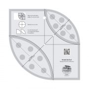 Creative Grids Round Up Tool by Creative Grids Specialty Rulers - OzQuilts