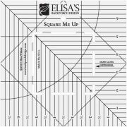 Square Me Up Ruler by Elisa's Backporch Square It Up Rulers - OzQuilts