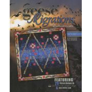 Geese Migrations Book by Judy Niemeyer by Quiltworx - Paper Piecing