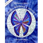 20th Anniversary Quilts Without Corners Platinum Edition by  Quilt Books - OzQuilts
