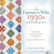 Farmer's Wife 1930's Sampler Quilt by  - Reproduction & Traditional