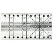 """The Fold Away Retreat Ruler 6"""" x 24"""" by TQM Products - Rectangle Rulers"""
