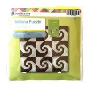 Indiana Puzzle Template Set by Matilda's Own - Quilt Blocks