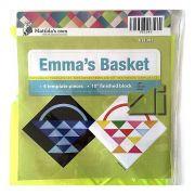 Emma's Basket Template Set by Matilda's Own - Quilt Blocks