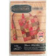 Quiltsmart Tablet Tote Bag Pattern & Printed Interfacing Bag Kit by Quiltsmart Quiltsmart Kits - OzQuilts
