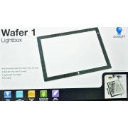 Daylight Wafer 1 thin Light Box, A4 Size by Daylight Light Boxes - OzQuilts