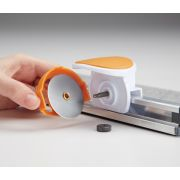 """Fiskars Rotary Cutter and Ruler Combo 6"""" x 24"""" by Fiskars - Rotary Cutters"""