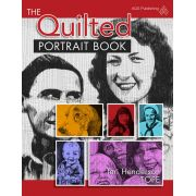 The Quilted Portrait Book by American Quilters Society Techniques - OzQuilts