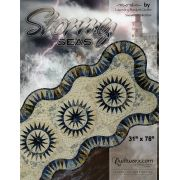 Stormy Seas Table Runner by Quiltworx - Judy Niemeyer Quiltworx