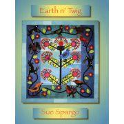 Earth n Twig by Sue Spargo by Sue Spargo Sue Spargo - OzQuilts