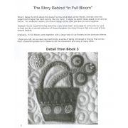 In Full Bloom by Sue Spargo by Sue Spargo - Sue Spargo