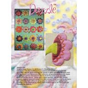 Wonderfil Sue Spargo Dazzle Thread Colour Chart by Wonderfil Colour Card Booklets Sue Spargo Dazzle Rayon & Metallic - OzQuilts