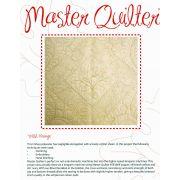 Wonderfil Master Quilter Thread Colour Chart by Wonderfil Colour Card Booklets - Thread Colour Charts