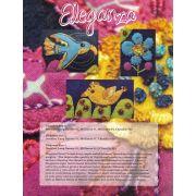 Wonderfil Sue Spargo Eleganza Thread Colour Chart by Wonderfil Colour Card Booklets Thread Colour Charts - OzQuilts