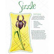 SIzzle Thread Colour Chart by Wonderfil Sizzle 8wt Rayon & Metallic - Thread Colour Charts