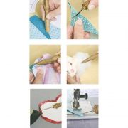 Alex Anderson's 4-in-1 Essential Sewing Tool by C&T Publishing Stilletos Awls & Pics - OzQuilts