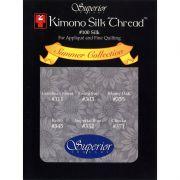 Kimono Silk Thread Summer Collection by Superior Kimono Silk Thread - Thread Collections
