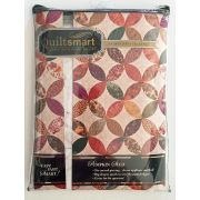 Quiltsmart Pumpkin Seed Pattern & Printed Fusible Interfacing Quilt Kit by Quiltsmart Quiltsmart Kits - OzQuilts