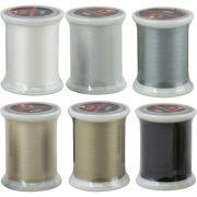 Kimono Silk Thread Neutral Collection by Superior Kimono Silk Thread - Thread Sets