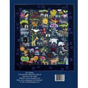 Folk Tails Book by Sue Spargo by Sue Spargo Sue Spargo - OzQuilts