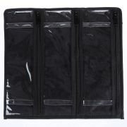 Sue Spargo Thread Storage - Clear 6 Pocket Zipper Pouch by Sue Spargo - Thread Accessories