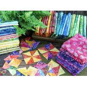 Carousel Quilt Pattern by Jacqueline de Jongue by BeColourful Quilts by Jacqueline de Jongue - Quilt Patterns