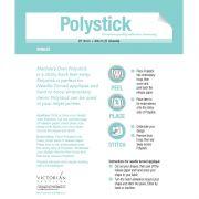 Matilda's Own Polystick Adhesive Tearaway by Matilda's Own - Interfacing & Stabiliser