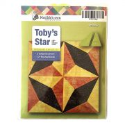 Toby Star Template Set by Matilda's Own - Quilt Blocks