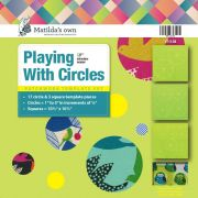 Playing with Circles Template Set by Matilda's Own - Geometric Shapes