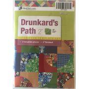 Drunkards Path 2' Template Set by Matilda's Own - Quilt Blocks