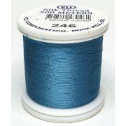 YLI Silk 100 Thread, 246 Aquamarine by YLI Thread - YLI Silk Thread